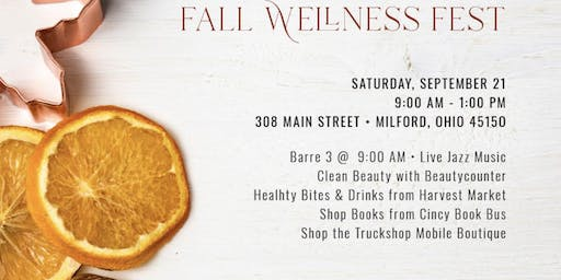 Fall Wellness Event