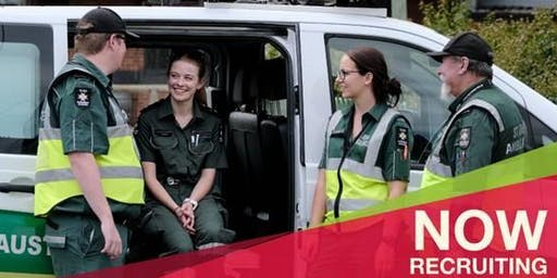 St John Ambulance - Warrnambool Volunteering