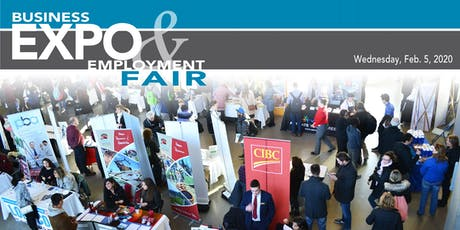 Okanagan College - Business Expo & Employment Fair tickets
