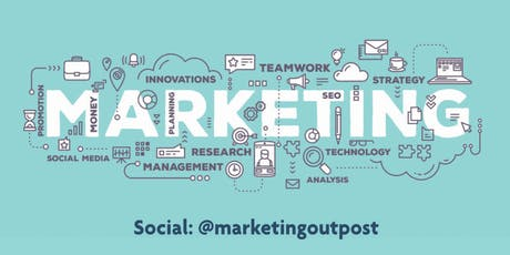 Monthly: Small Business Marketing Drop In - Ask Anything! tickets