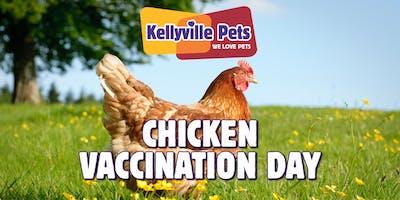 Chicken Vaccination Day 2019
