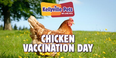 Chicken Vaccination Day 2019 tickets