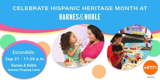 Free Event - Celebrate Hispanic Heritage Month!
