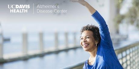 Updates in Alzheimer's Dementia Research tickets