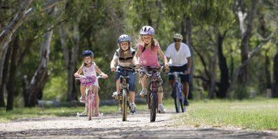 Junior Rangers Mountain Bike Ride - You Yangs Regional Park