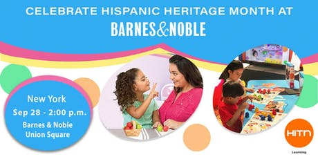 Celebrate Hispanic Heritage Month! tickets