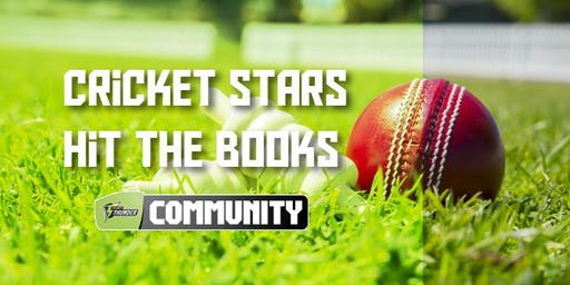 Cricket Stars Hit the Books
