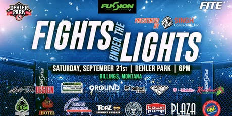 Fusion Fight League Presents: Fights Under the Lights 6 tickets