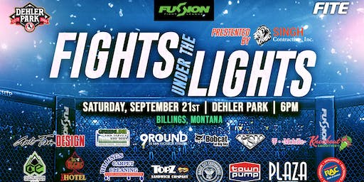 Fusion Fight League Presents: Fights Under the Lights 6