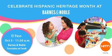 Free Event - Celebrate Hispanic Heritage Month! tickets