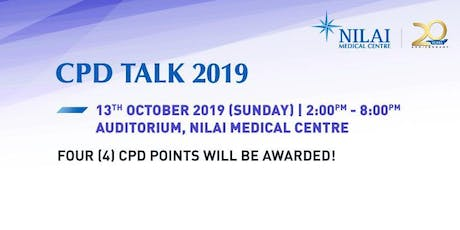 CPD Talk 2019 tickets