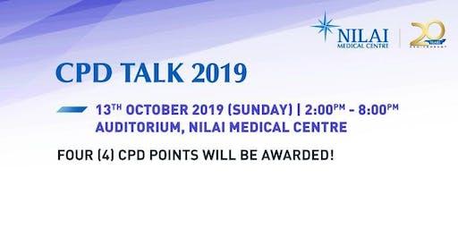 CPD Talk 2019