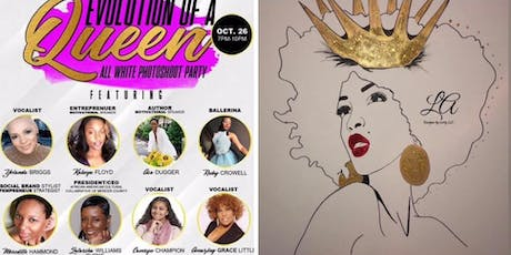 2nd Annual Circle of Queens - All White Photo Shoot Party tickets
