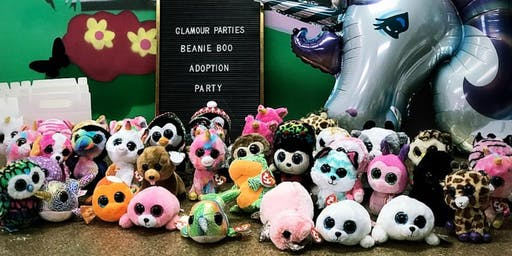 Beanie Boo Adoption Party