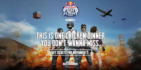 Red Bull Fight or Flight tickets
