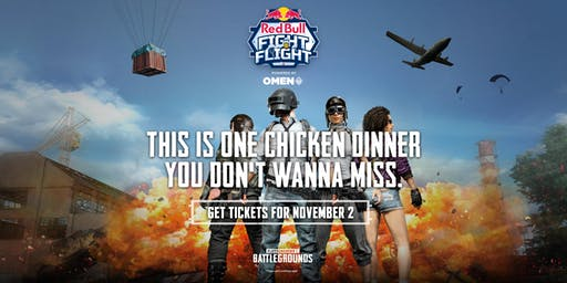 Red Bull Fight or Flight