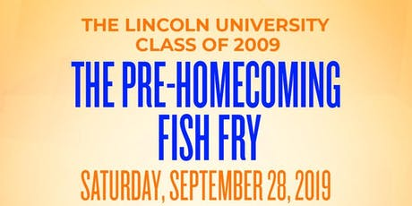 The Pre-Homecoming Fish Fry tickets