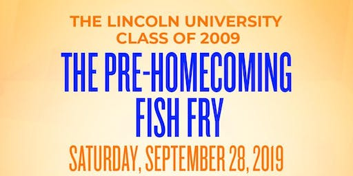 The Pre-Homecoming Fish Fry