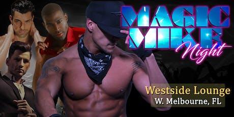 """""""Men in Motion LIVE"""" Ladies Night W. Melbourne, FL tickets"""