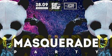 Eat The Beat Presents : Masquerade Party tickets