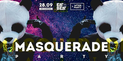 Eat The Beat Presents : Masquerade Party