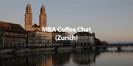 CUHK MBA Coffee Chat in Zurich tickets