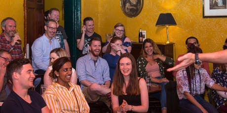 FREE COMEDY - EVERY MONDAY @ KEHOE'S DUBLIN tickets