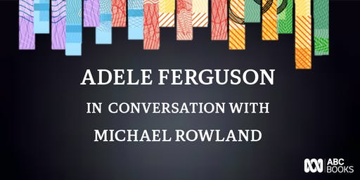 Adele Ferguson in conversation with Michael Rowland discussing Banking Bad