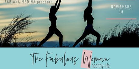 The Fabulous Woman 2da edition HEALTHY LIFE entradas