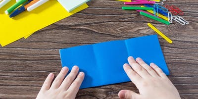 Bookmaking craft @ Lane Cove Library