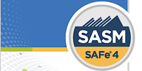 SAFe Advance Scrum Master 4.6 Training and Certification Class ($550-$1111)CAD tickets