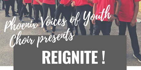 Reignite! Youth Choir Concert tickets