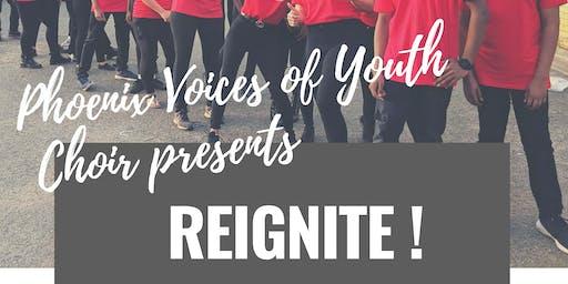 Reignite! Youth Choir Concert