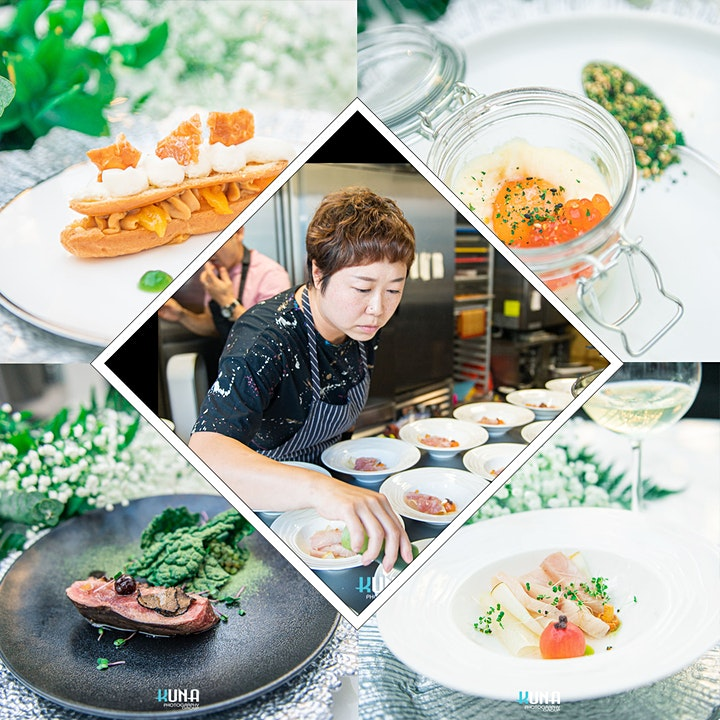 Chef Ivy Yang's Pop Up Dinner at HY Tea Lounge image