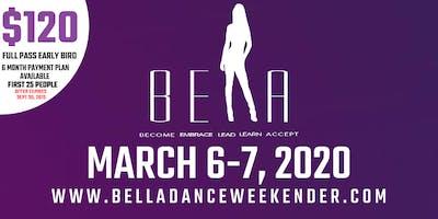 BELLA DANCE WEEKENDER