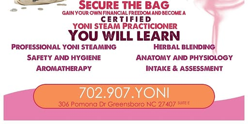 Yoni Steam Practitioners Course