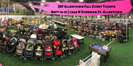 Tickets for JBF Allentown HUGE Kids' Sale! - Fall 2019 tickets