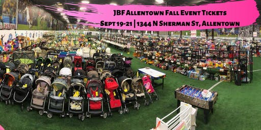 Tickets for JBF Allentown HUGE Kids' Sale! - Fall 2019