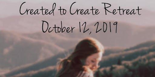 Created to Create Retreat
