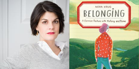 Belonging: Book Talk with Nora Krug tickets