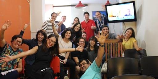 3 Encuentro de Toastmasters en Español