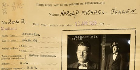 Family History: Tracing Gaol Birds - Newcastle Library  tickets