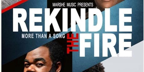"More Than A Song 2019 ""Rekindle the Fire!"" tickets"