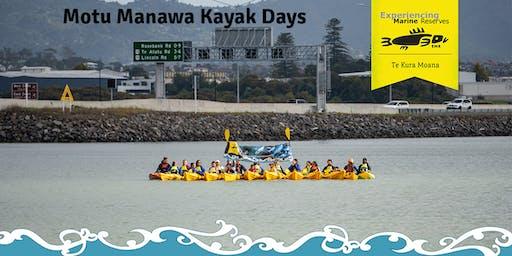 Motu Manawa Kayak Days
