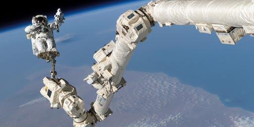 Visite à la bibliothèque de l'Agence spatiale canadienne