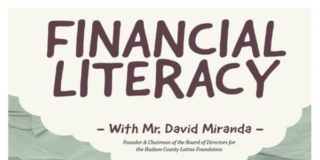 Financial Literacy Course (Free/Weekly) tickets