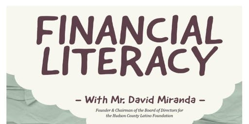 Financial Literacy Course (Free/Weekly)