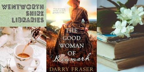 Darry Fraser Author Visit tickets