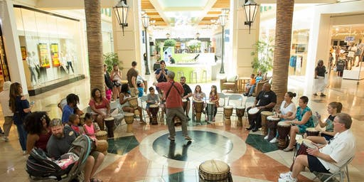 FREE Drum Circle by Giving Tree Music