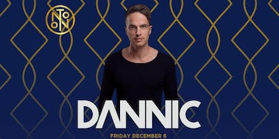 Dannic @ Noto Philly December 6